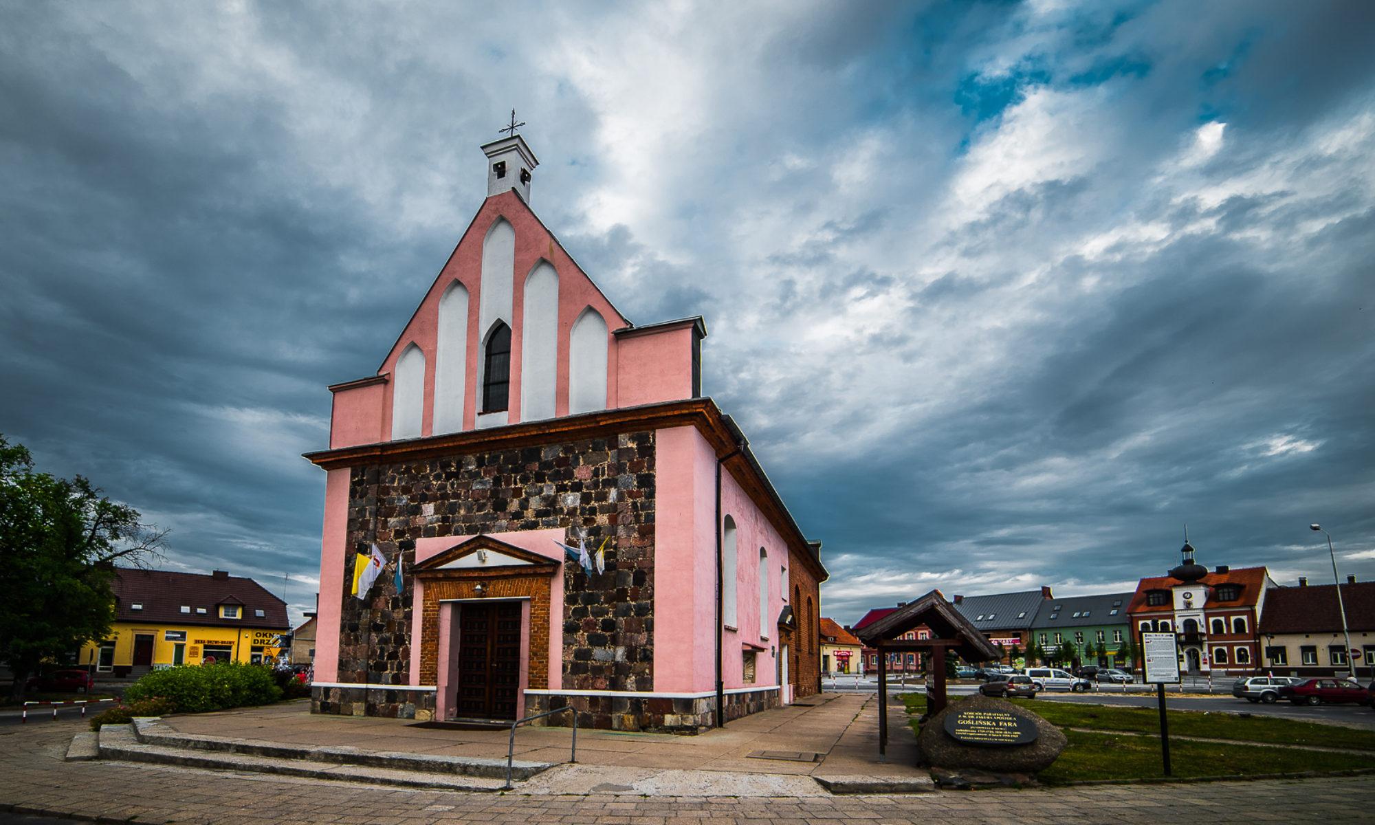 Parafia Św. Jakuba Apostoła w Murowanej Goślinie